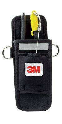 3M™ DBI-SALA® Single Tool Holster with Retractor, Belt 1500102, 1 EA - Single tool belt holster with retractor.