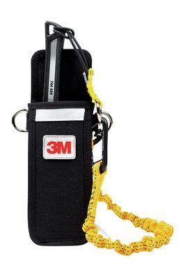3M™ DBI-SALA® Single Tool Holster, Belt, Extra Deep 1500105, 1 EA