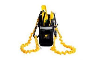 3M™ DBI-SALA® Dual Tool Holster, Harness 1500108, 1 EA 3M Product Number 1500108, 3M ID 70007449344 - Dual tool harness holster.