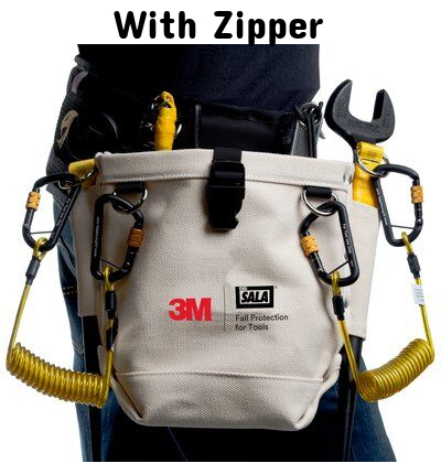 3M™ DBI-SALA® Utility Pouch 1500132, 1 EA 3M Product Number 1500132, 3M ID 70007449484