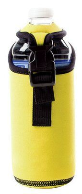 3M™ DBI-SALA® Spray Can/Bottle Holster 1500091, 1 EA - Spray can / water bottle holster with aluminum carabiner.