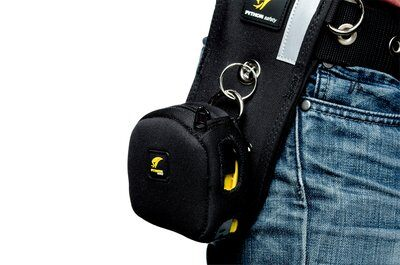 3M™ DBI-SALA® Tape Measure Holster with Retractor 1500098, 1 EA 3M Product Number 1500098, 3M ID 70007438941 holster and sleeve