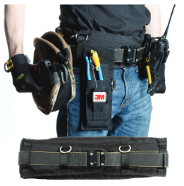 "3M™ DBI-SALA® Comfort Tool Belt 1500110, Small-Medium (28""-36""), 1 EA - Comfort tool belt, 28"" to 36"" waist size."
