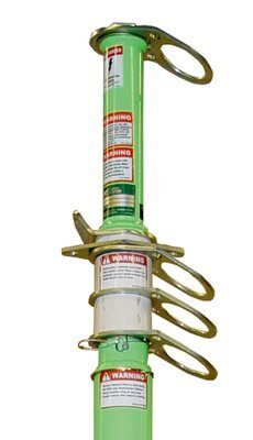 3M™ DBI-SALA® Confined Space Anchor Post Extension 8516692, 1 EA 3M Product Number 8516692, 3M ID 70007495362 - 14 in. (35.6 cm) portable fall arrest post extension.