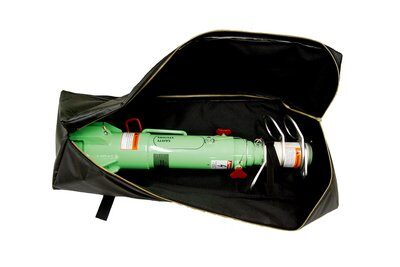 Carrying bags with zipper and web handles for confined space portable fall arrest post. 3M™ DBI-SALA® Advanced™ Carrying Bag 8517565, 1 EA 3M Product Number 8517565, 3M ID 70007496048