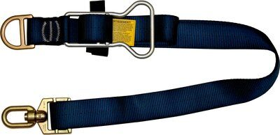 3M™ DBI-SALA® Rollgliss™ Rescue Pick-Off Strap with Polyester Web 8700578, Blue, 1 EA - Adjustable length rescue pick-off strap is intended for assisted rescue and industrial applications and is designed with a 6:1 mechanical advantage