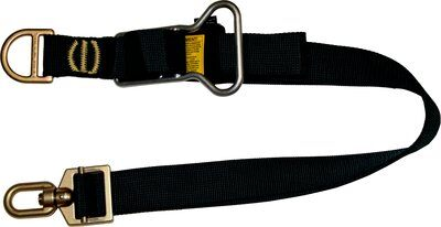 3M™ DBI-SALA® Rollgliss™ Rescue Pick-Off Strap with Kevlar® Fiber Webbing 8700577, Blue, 1 EA - Adjustable length rescue pick-off strap is intended for assisted rescue and industrial applications and is designed with a 6:1 mechanical advantage