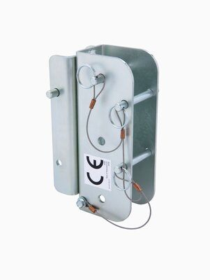 3M™ DBI-SALA® Winch/SRL Mounting Bracket 8510224 3M Product Number 8510224, 3M ID 70007491866 Quick release winch/SRL mounting bracket for confined space 8513158 tripod.