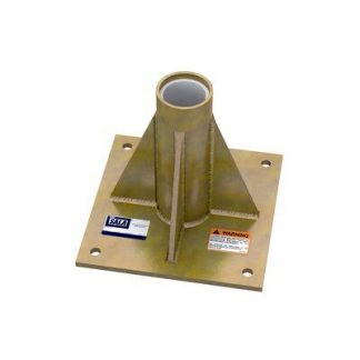 3M™ DBI-SALA® FlexiGuard™ Sky Anchor System Base 8530210, 1 EA 3M Product Number 8530210, 3M ID 70007498044