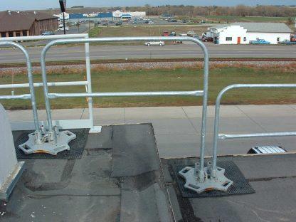 SR2K Galvanized Step Rail