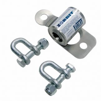 7401031 – DBI Sala Zorbit Energy Absorber Kit with Two Shackles and Fasteners